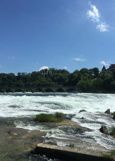 rhinefall schaffhausen switzerland tourism grand tour gtl